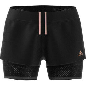 adidas Heat.RDY Shorts Damer, sort